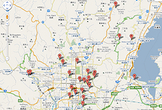 Kyoto Photo & Travel Map