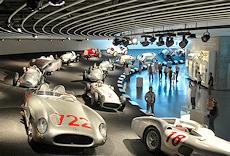Mercedes-Benz Museum (Stuttgart, Germany)