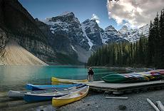 Canadian Rockies Landscapes Photos