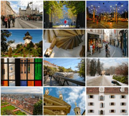 Digital Portfolio Graz - Norbert Woehnl Photography