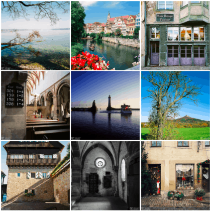 Norbert Woehnl Photography - Film Portfolio Southern Germany