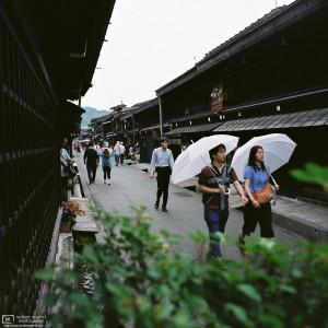 Takayama Old Town, Gifu Prefecture, Japan Photo