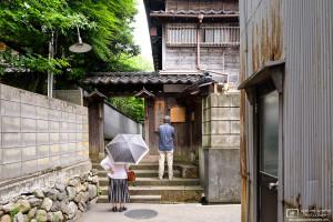 Myoryuji Ninja Temple Entrance, Kanazawa, Japan Photo