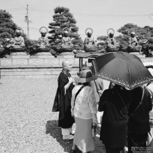 Touring Zenkoji Temple, Nagano, Japan Photo