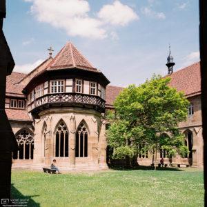 View of Fountain House, Maulbronn Monastery, Germany Photo
