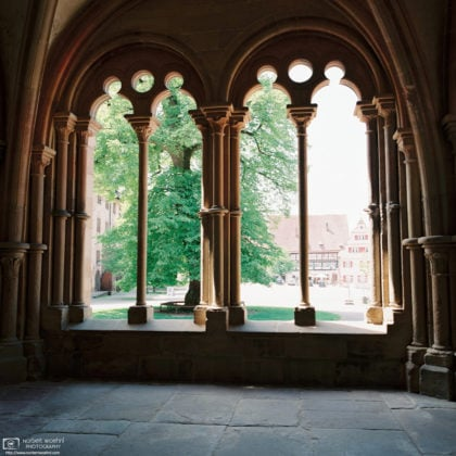 Maulbronn Monastery Church Entrance Hall, Germany Photo