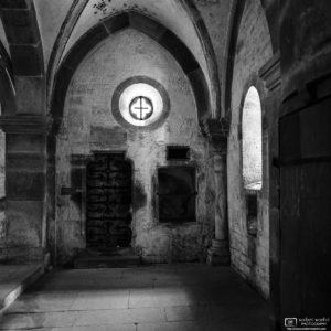 Abbey Church Corner, Maulbronn Monastery, Germany Photo