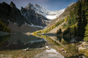 Lake Agnes, Banff National Park, Canada Photo