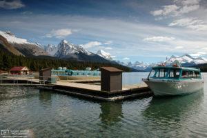 Bill Ruddy, Maligne Lake, Jasper National Park, Canada Photo