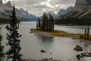 Spirit Island, Maligne Lake, Jasper National Park, Canada Photo