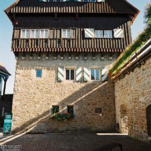 Zollernschloss, Balingen, Germany Photo