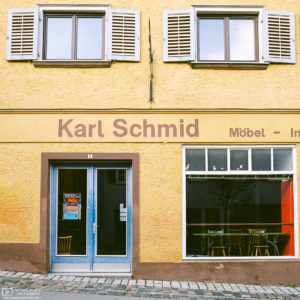 Old Furniture Store, Rottweil, Germany Photo