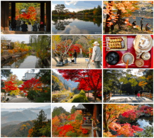 Norbert Woehnl Photography - Digital Portfolio Autumn in Japan