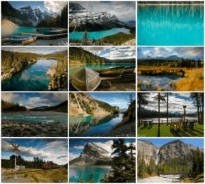 Norbert Woehnl Photography - Digital Portfolio Canadian Rockies