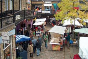 Camden Lock Market, London, England Photo