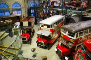 London Transport Museum, London, England Photo