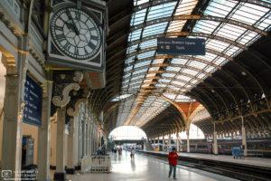 Paddington Station, London, England Photo