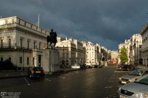 Pall Mall after Rain, London, England Photo