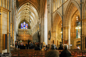 Choir Rehearsal, Southwark Cathedral, London, England Photo