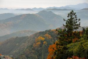 Autumn at Mount Takao, Hachioji, Tokyo, Japan Photo