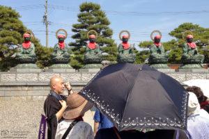 Priest Monk Tour Guide, Zenkoji Temple, Nagano, Japan Photo