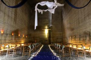 The Wedding Chapel inside the Quarry, Utsunomiya, Japan Photo