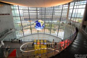 Miraikan, National Museum of Emerging Science and Innovation, Odaiba, Tokyo, Japan Photo