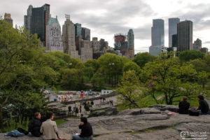 Midtown Picnic, Central Park, Manhattan, New York, USA