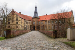Lüdinghausen Castle is the eponym of Lüdinghausen, a mid-size town in North Rhine-Westphalia, Germany.