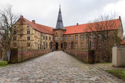 Lüdinghausen Castle is the eponym of Lüdinghausen, a mid-size town in North Rhine-Westphalia, Germany.