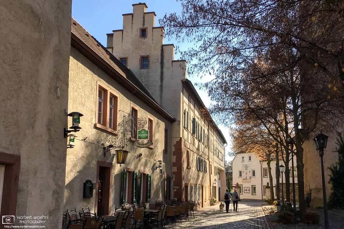 An autumnal stroll around the historic city center of Tauberbischofsheim in southwestern Germany.